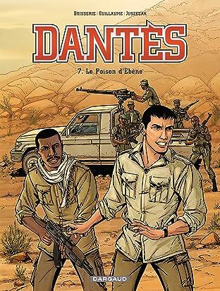 Dantès Vol. 7: Le poison d'Ebène