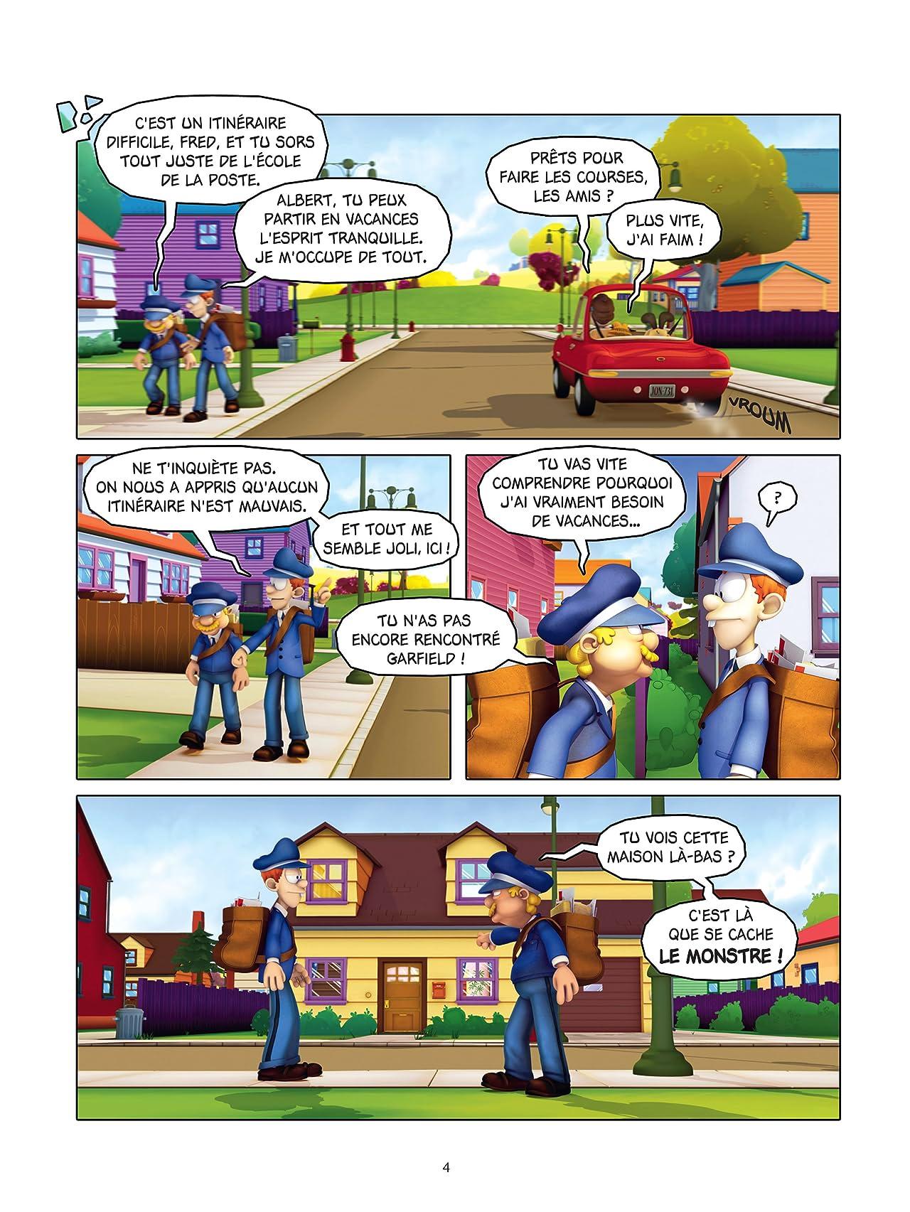 Garfield et Cie Vol. 10: Chasse au facteur