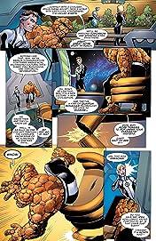 Fantastic Four Vol. 2: Road Trip
