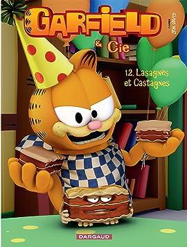 Garfield et Cie Vol. 12: Lasagnes et castagnes