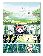 Fleur de Bambou Vol. 1: Les larmes du Grand Esprit