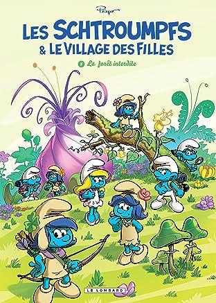 Les Schtroumpfs et le Village des Filles Vol. 1: La forêt interdite