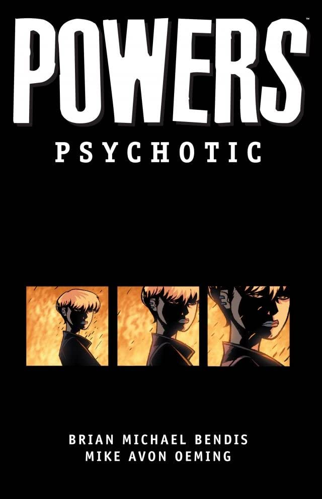 Powers Vol. 9: Psychotic