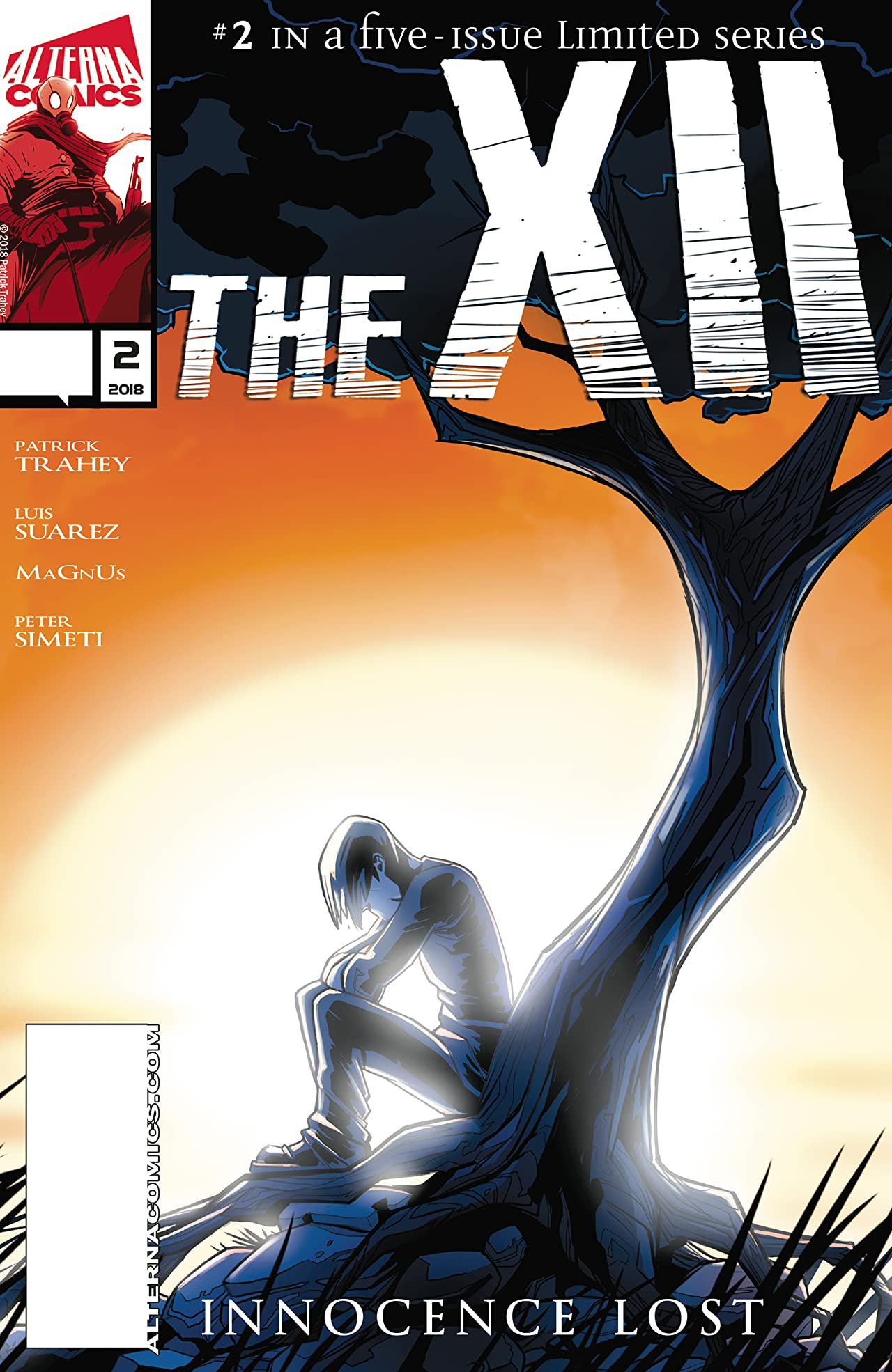 The XII: The Father #2