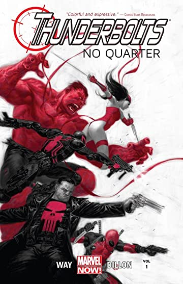 Thunderbolts Vol. 1: No Quarter