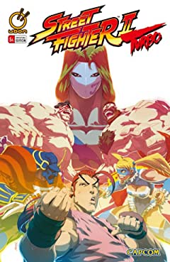 Street Fighter II Turbo #5