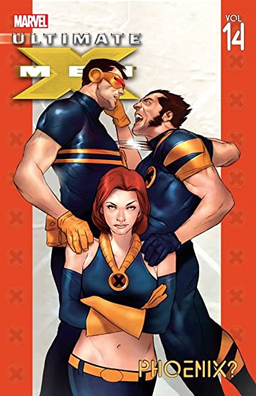 Ultimate X-Men Tome 14: Phoenix?