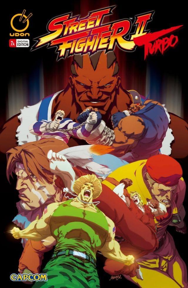 Street Fighter Ii Turbo 7 Comics By Comixology
