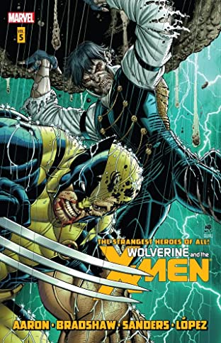 Wolverine and the X-Men By Jason Aaron Tome 5