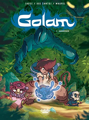 Golam Vol. 2: Hikamadrassa