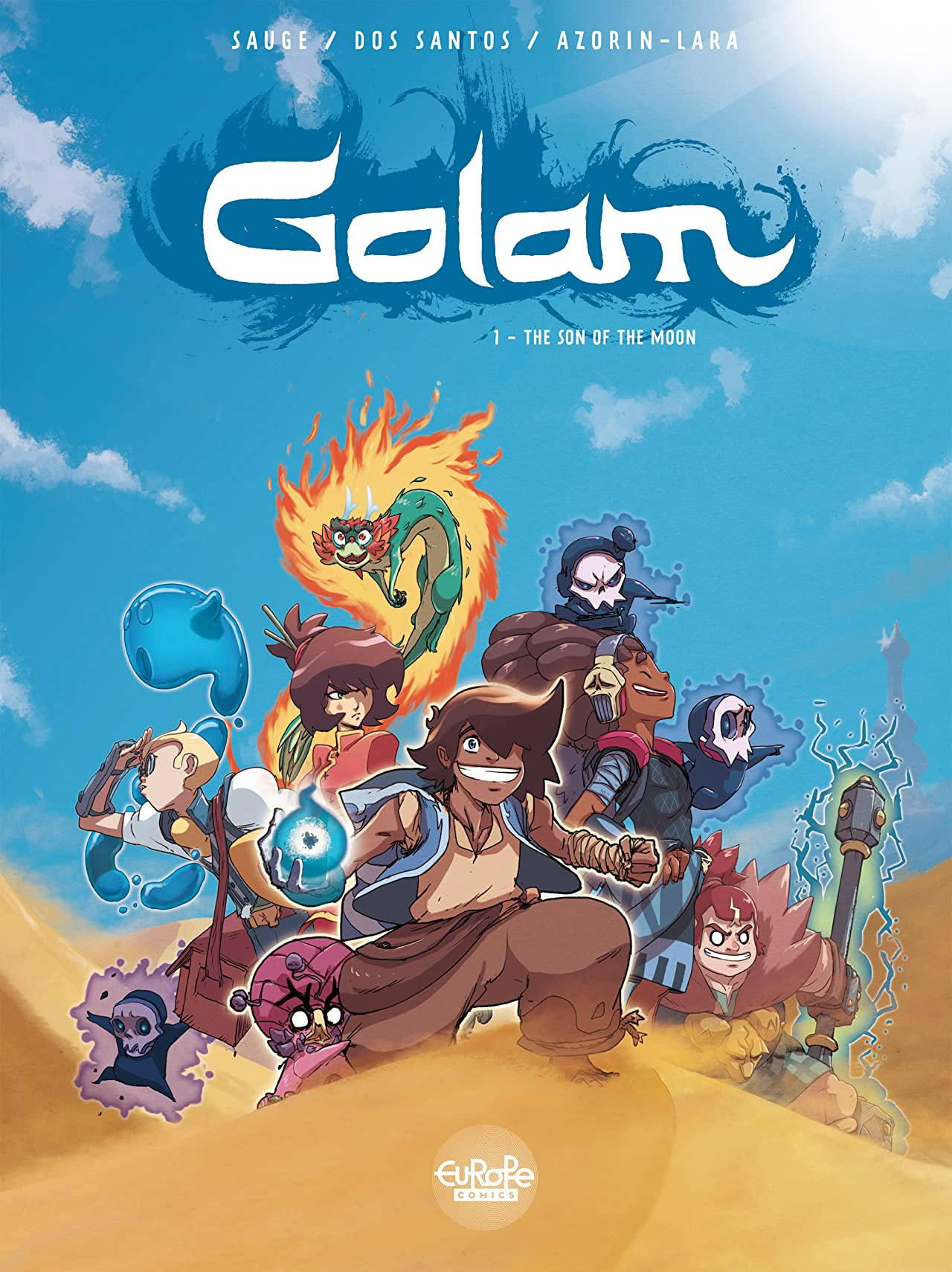 Golam Vol. 1: The Son of the Moon