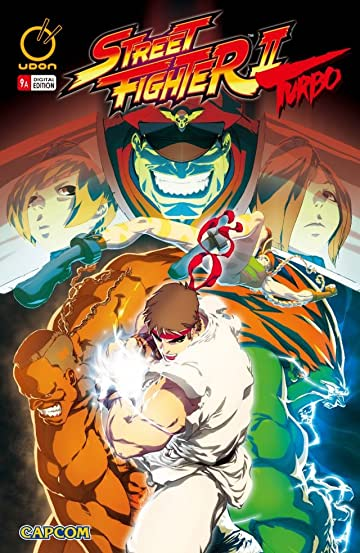 Street Fighter II Turbo #9