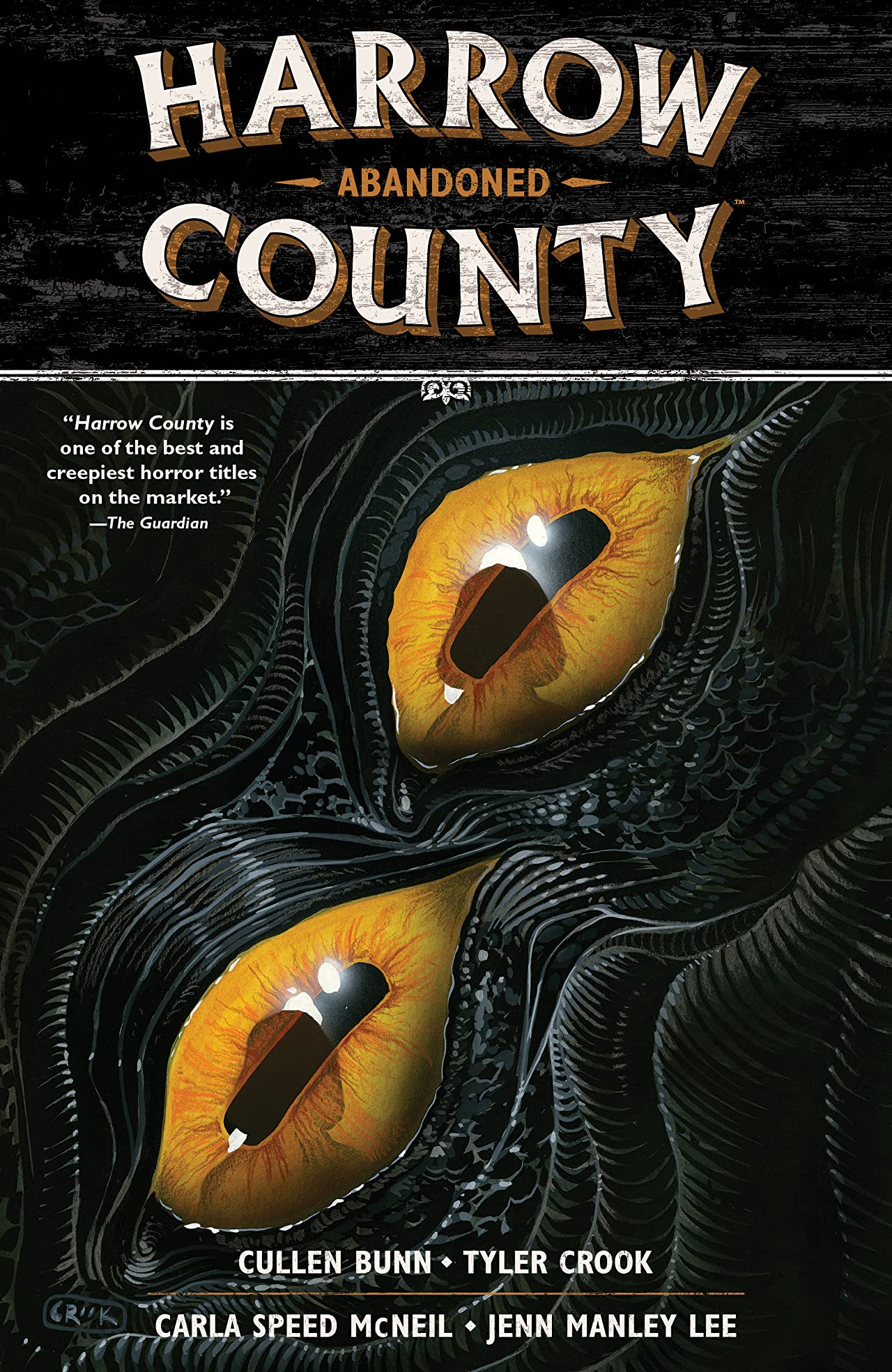 Harrow County Tome 5: Abandoned