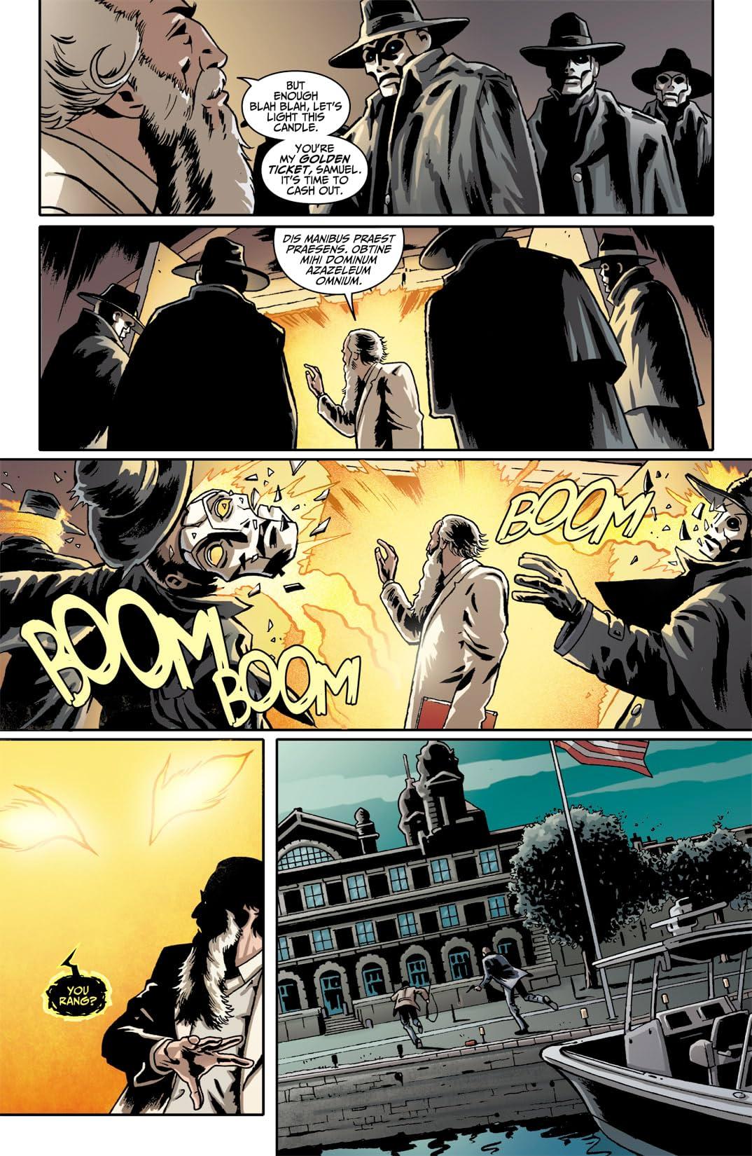 Supernatural: Beginning's End #6 (of 6)