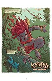 Kyrra: Alien Jungle Girl