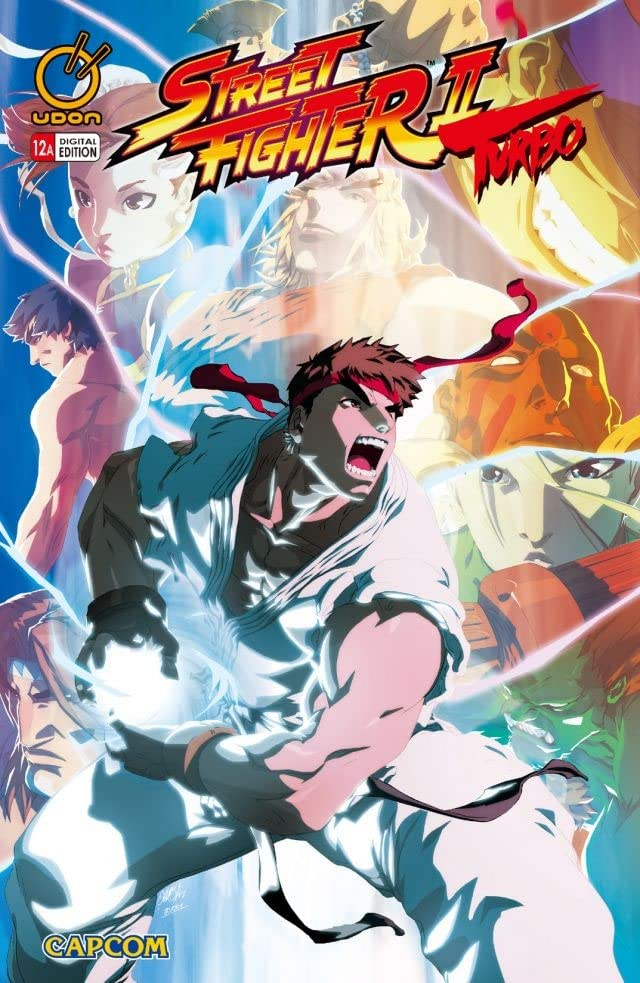 Street Fighter II Turbo #12
