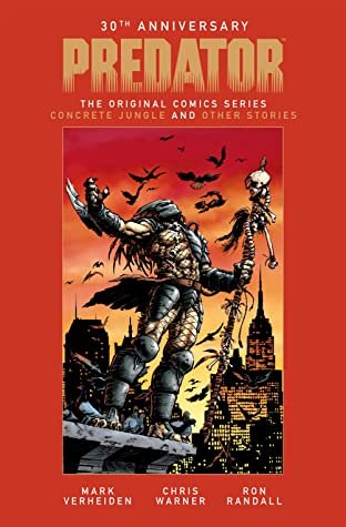 Predator: The Original Comics Series - Concrete Jungle and Other Stories