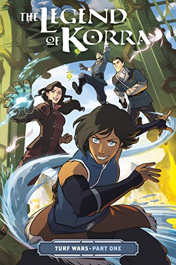 The Legend of Korra: Turf Wars - Part One