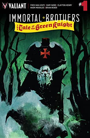 Immortal Brothers: The Tale of the Green Knight No.1