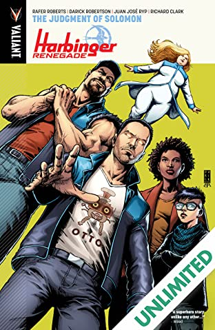 Harbinger Renegade Vol. 1: The Judgment of Solomon
