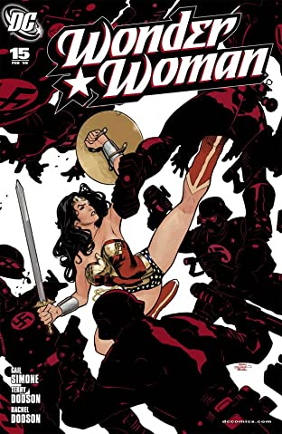 Wonder Woman (2006-2011) No.15