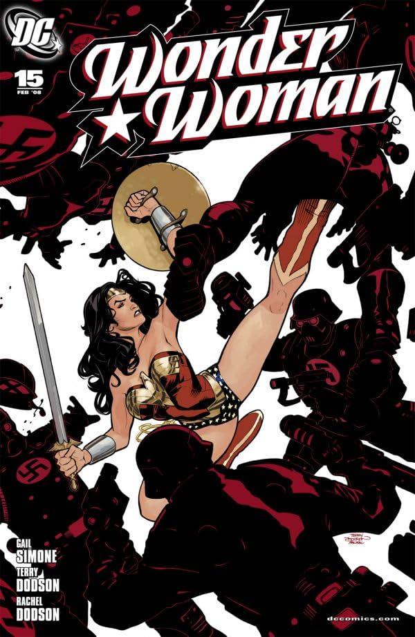 Wonder Woman (2006-2011) #15