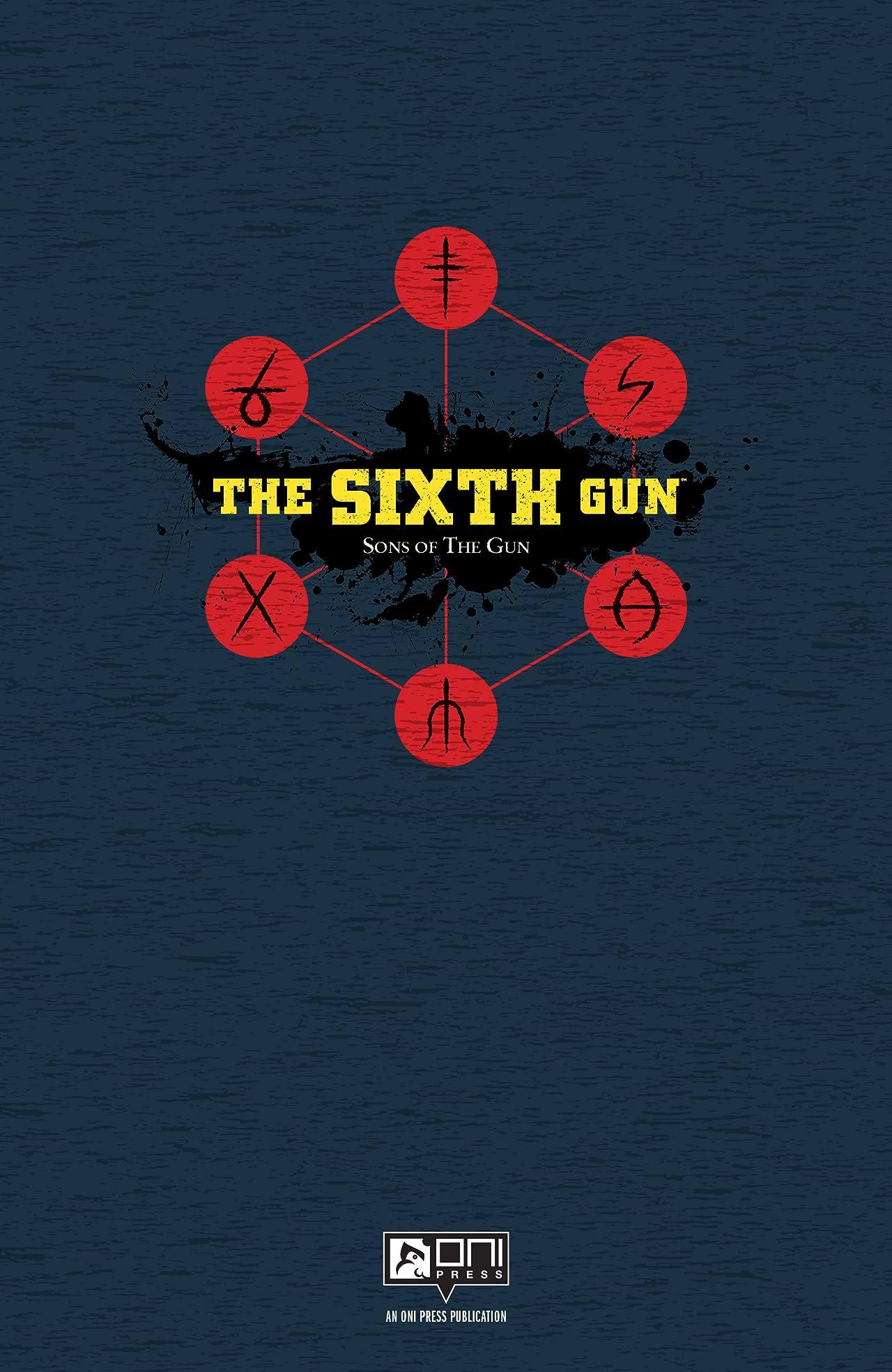 The Sixth Gun: Sons of the Gun