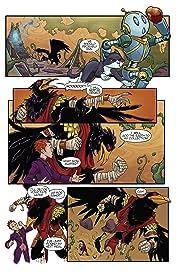 Hero Cats of Skyworld #16