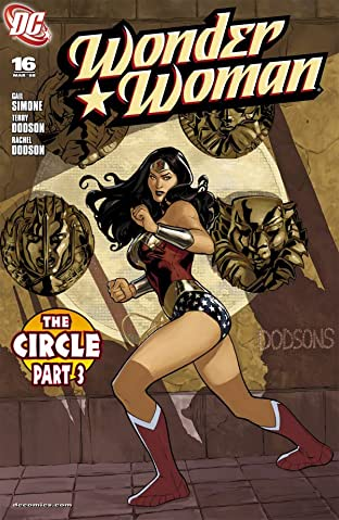 Wonder Woman (2006-2011) No.16