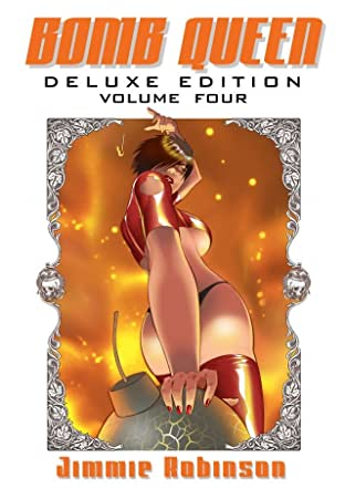 Bomb Queen Deluxe Edition Tome 4
