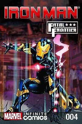 Iron Man: Fatal Frontier Infinite Comic #4