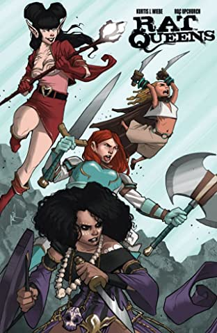 Rat Queens No.2