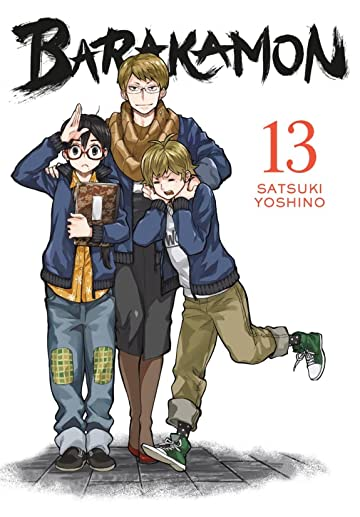 Barakamon Vol. 13