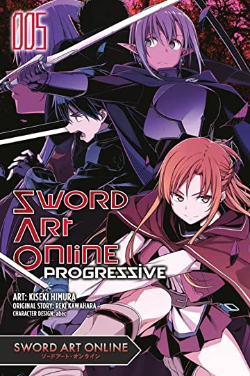 Sword Art Online Progressive Vol. 5