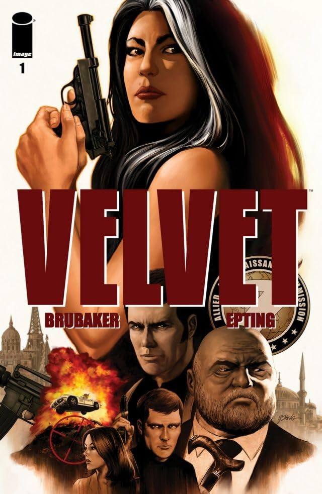 Velvet #1