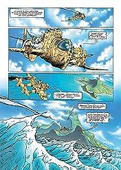 Slhoka Vol. 1: L'île oubliée