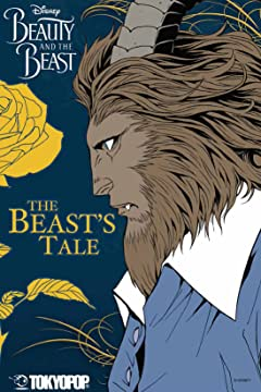 Disney Manga: Beauty and the Beast - The Beast's Tale