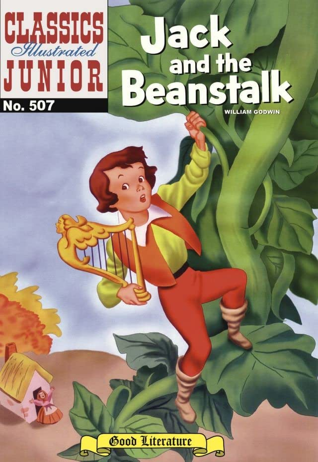Classics Illustrated Junior #507: Jack and the Beanstalk