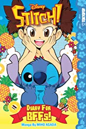 Disney Manga: Stitch! - Diary for BFFs!