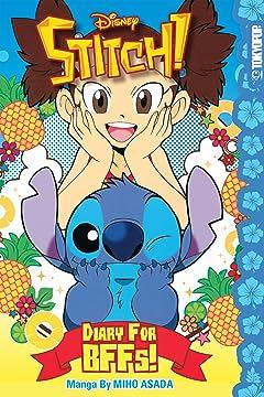 Disney Manga: Stitch! - Diary for BFFs!