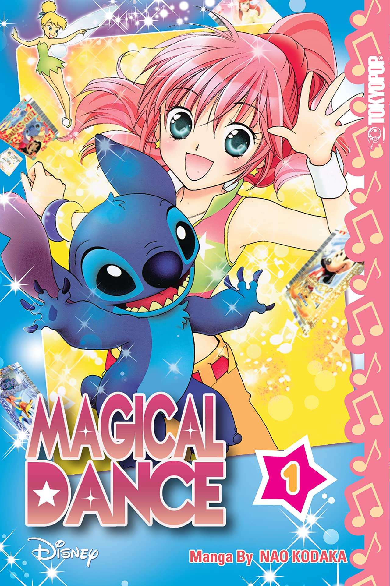 Disney Manga: Magical Dance Tome 1