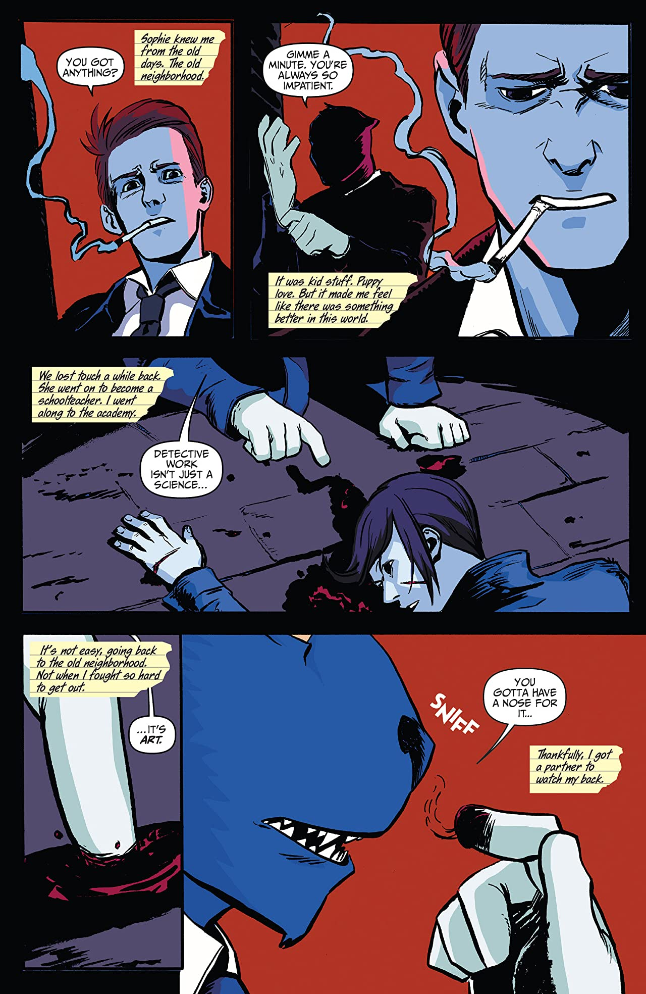 Spencer & Locke No.1