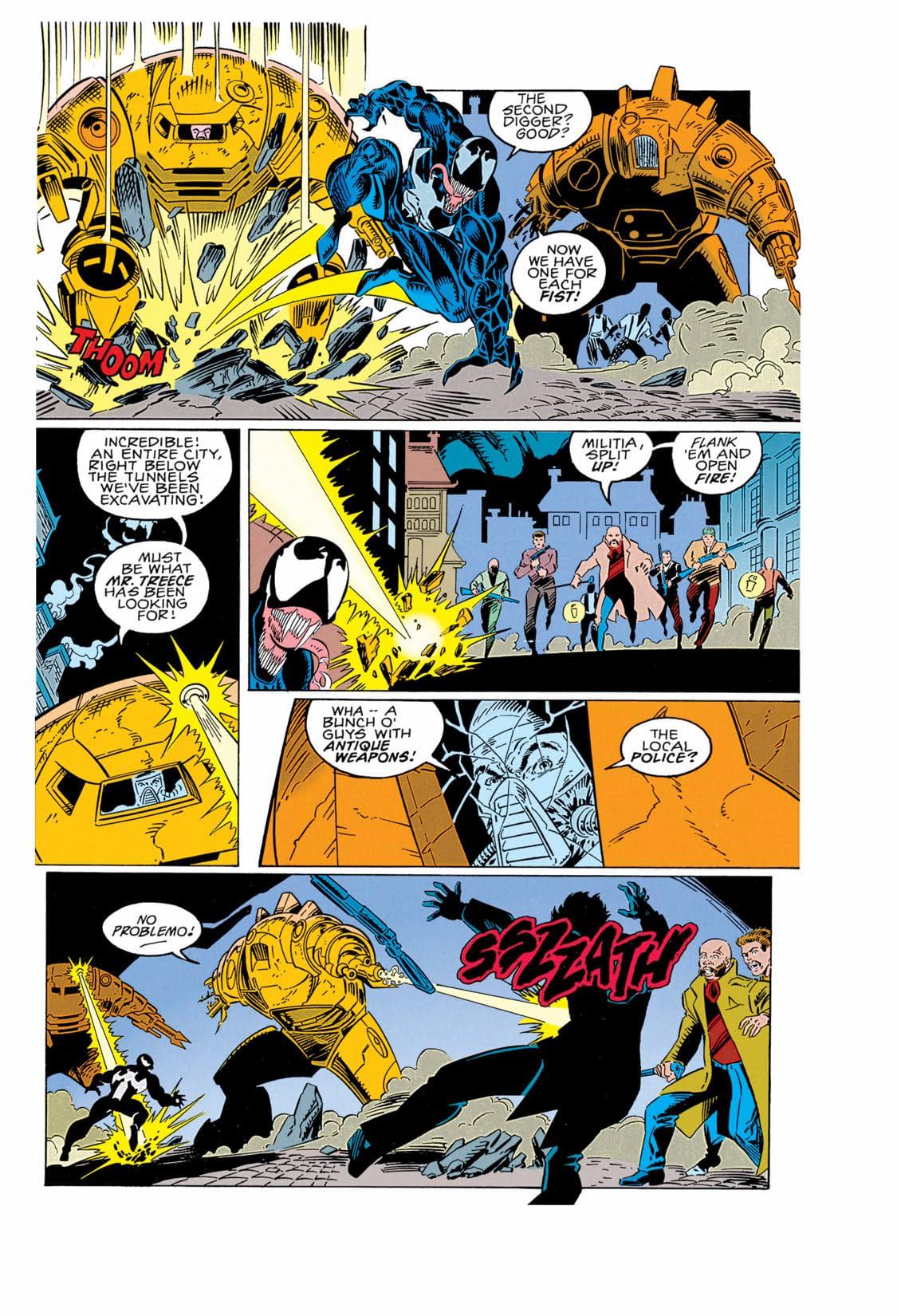 Venom #2: Lethal Protector