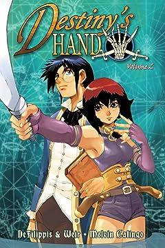 Destiny's Hand Tome 2