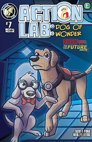Action Lab: Dog of Wonder No.7