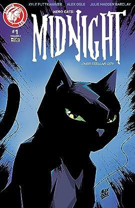 Hero Cats: Midnight Over Stellar City Vol. 2 #1