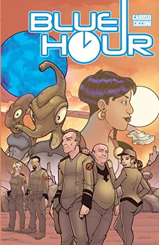 Blue Hour Tome 1