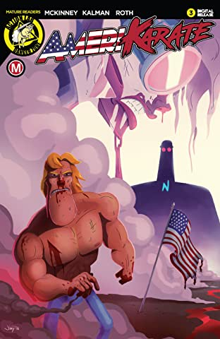 Amerikarate #3