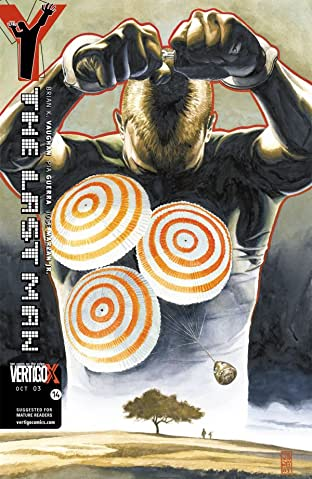 Y: The Last Man No.14