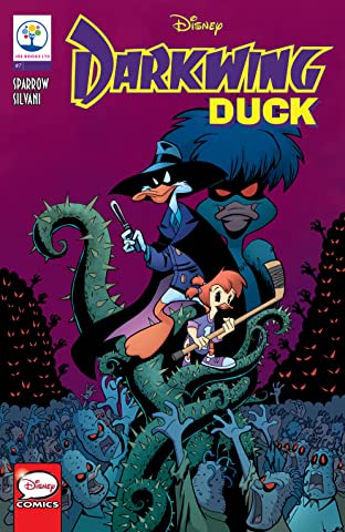 Disney Darkwing Duck #7